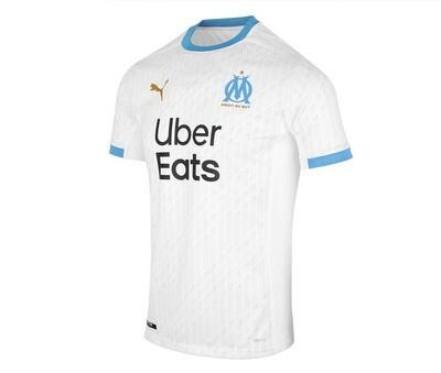 Camisa Olympique de Marseille I Masculina 2020/2021