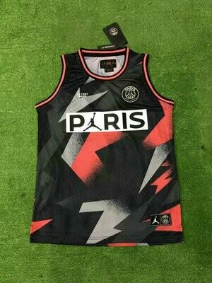 Regata Jordan X PSG Mesh 19/20 Nike Masculina