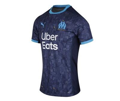 Camisa Olympique de Marseille II Away Masculina 2020/2021