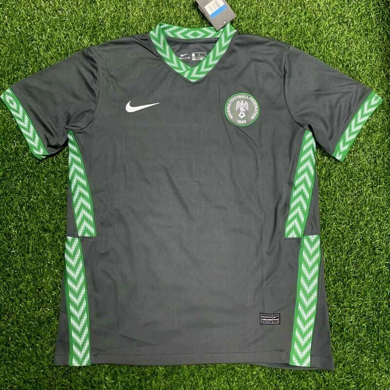 Camisa Nigéria 2020-21 Away