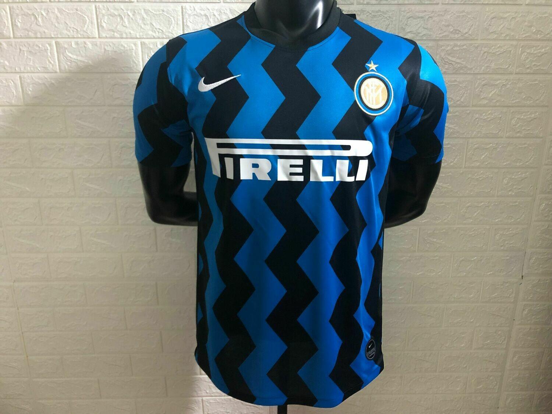 Camisa Inter de Milão 2020-2021 Nike Home