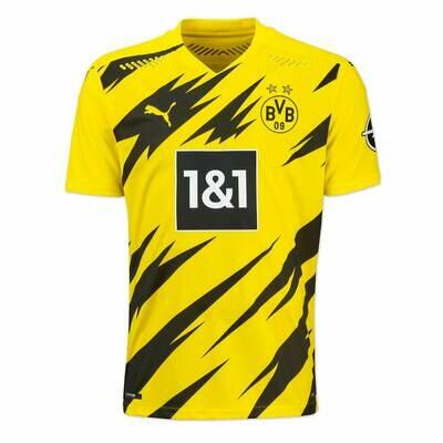 Camisa Borussia Dortmund Home  2020-2021 Puma