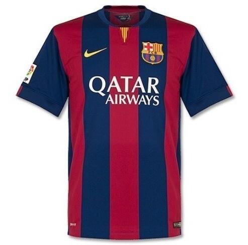 Camisa Barcelona Home 2014/2015