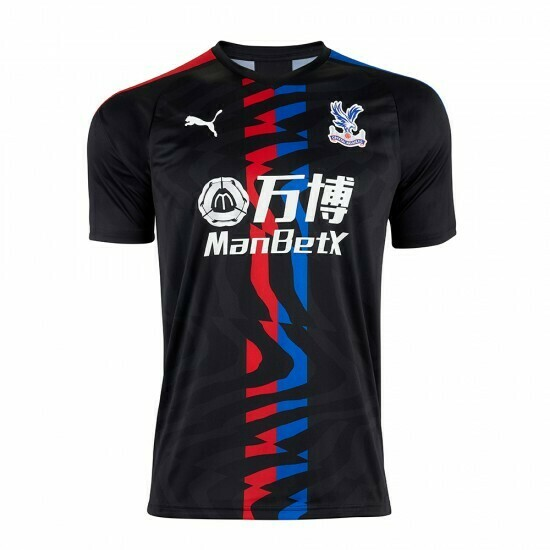 Camisa Crystal Palace Puma