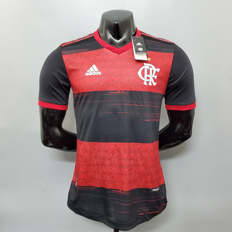 Camisa Flamengo Jogo 1 Authentic Adidas 2020 (Jogador)