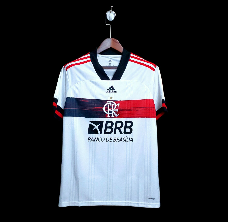 Camisa do Flamengo II adidas 2020/2021- Masculina patrocínio BRB