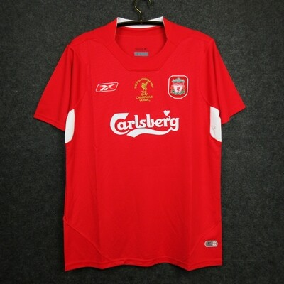 Camisa Liverpool 2005 Home