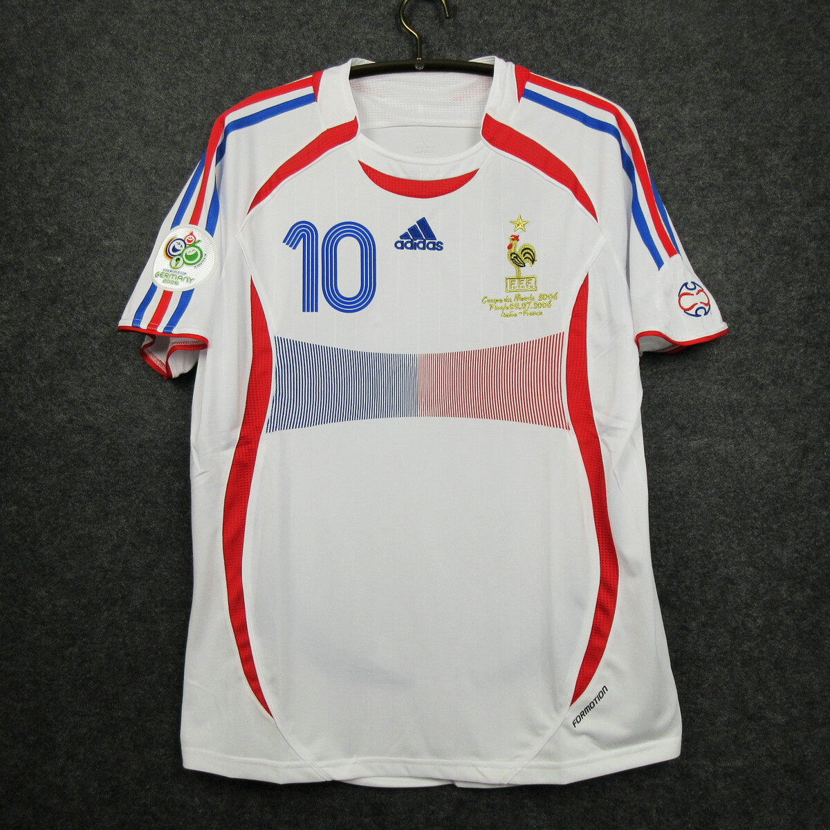 Camisa França 2006