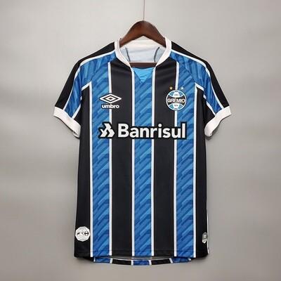 Camisa  Grêmio I 2020/2021 Home
