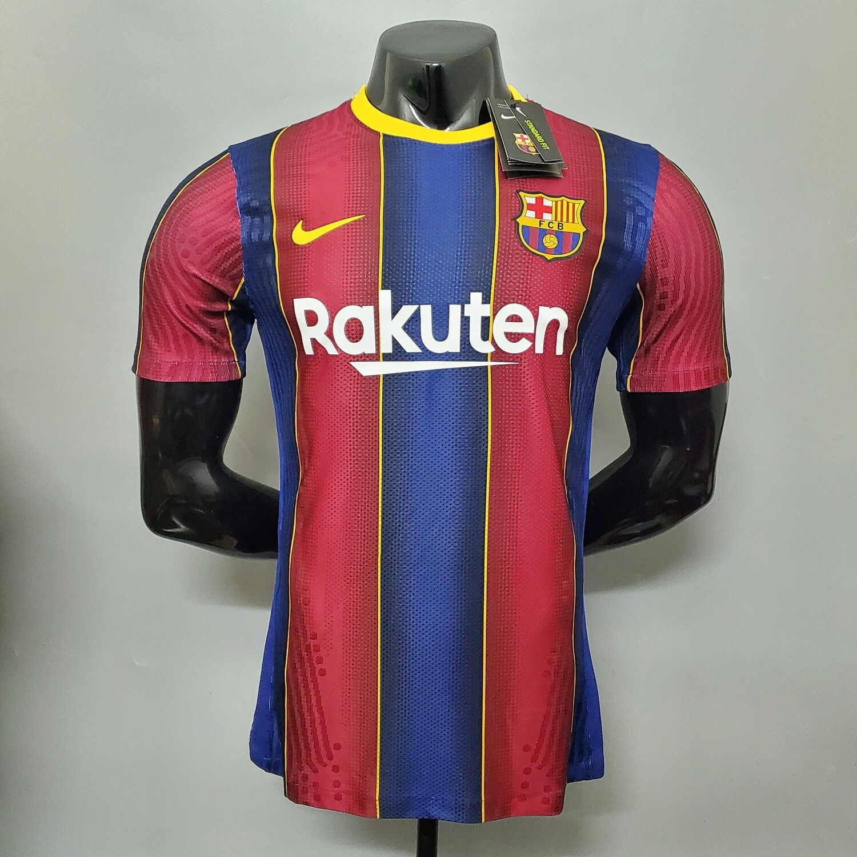 Camisa  Barcelona Home 2020-2021 Nike Jogador