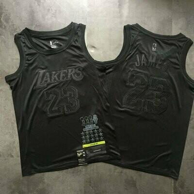 "Camisa Los Angeles Lakers Lebron James Nike ""MVP' Edition"
