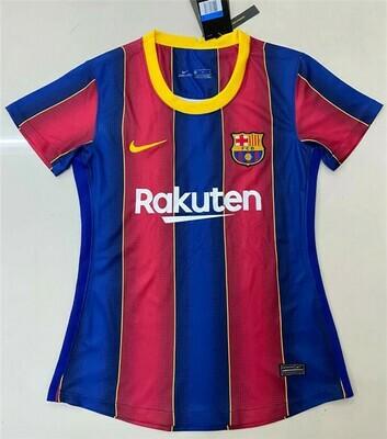 Camisa  Barcelona 2020-2021 Nike Feminina