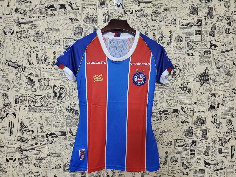 Camisa do Bahia II 2020 Esquadrão - Feminina