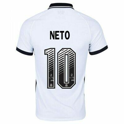 Camisa do Corinthians I 2020 Nike - Masculina nº 10 NETO - Masculina