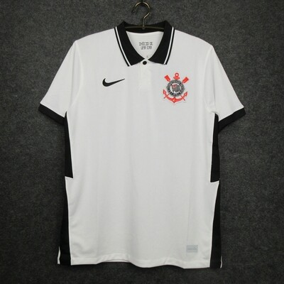 Camisa do Corinthians I 2020 Nike - Masculina