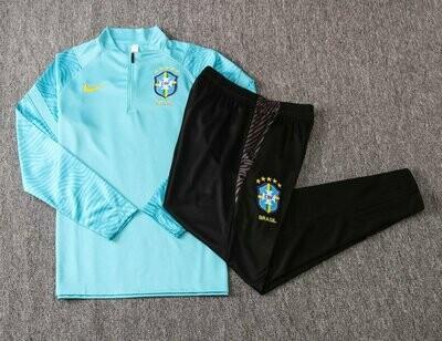 Kit Agasalho de Treinamento  Seleção Brasileira 2020