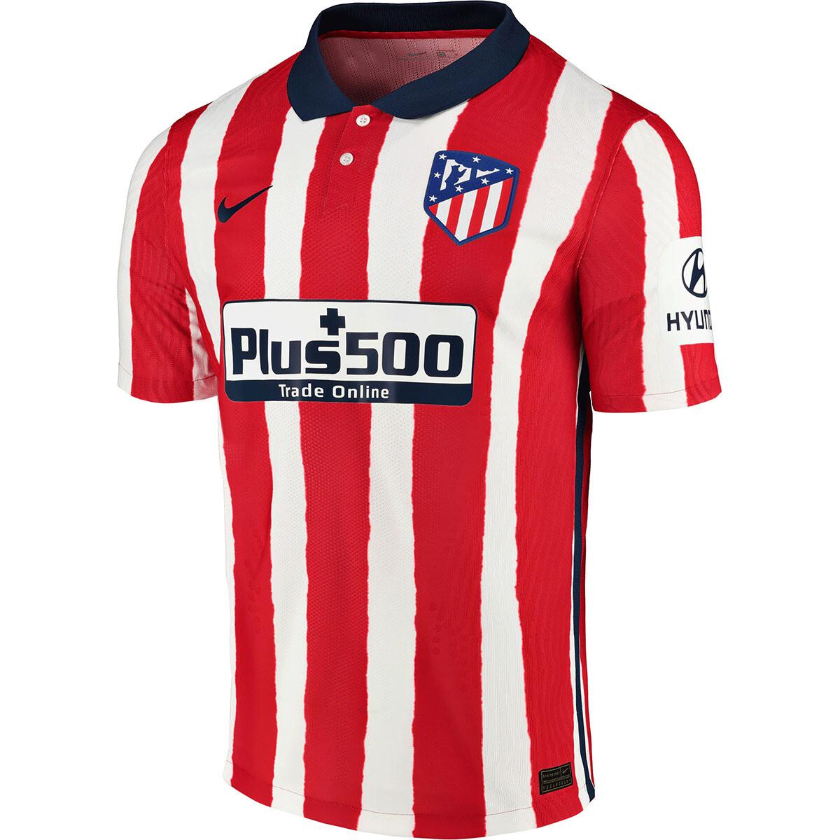 Camisa Nike Atlético de Madrid Home 2020/2021