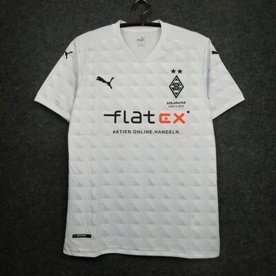 Camisa Borussia Mönchengladbach 2020-2021 PUMA