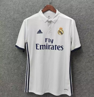 Camisa do Real Madrid Home 2016/2017