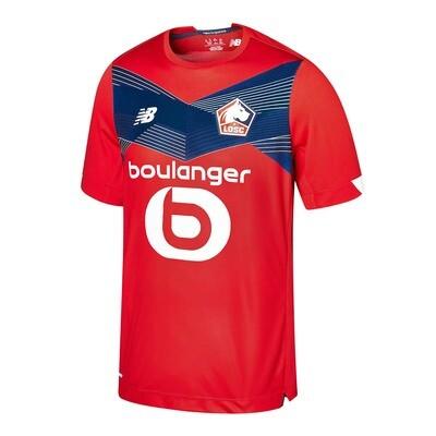 Camisa LOSC Lille 2020-2021 New Balance
