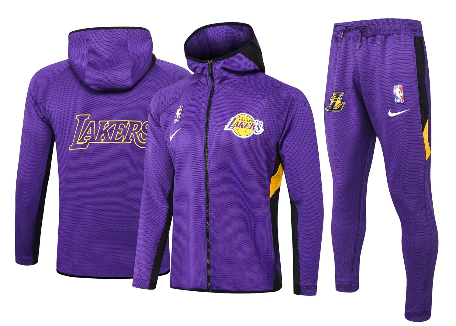 Agasalho do Los Angeles Lakers