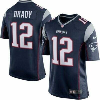Camisa New England Patriots Brady #12