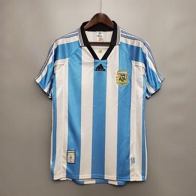 Camisa Argentina 1998 home