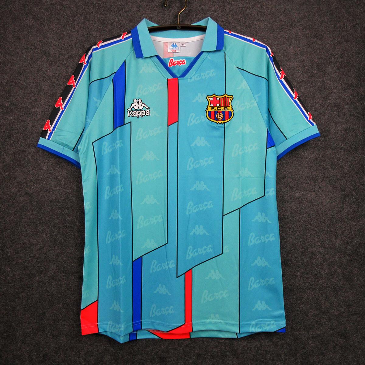Camisa Barcelona 1996/97