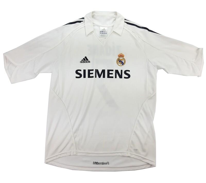 Camisa Real Madrid Home 2005/2006 adidas