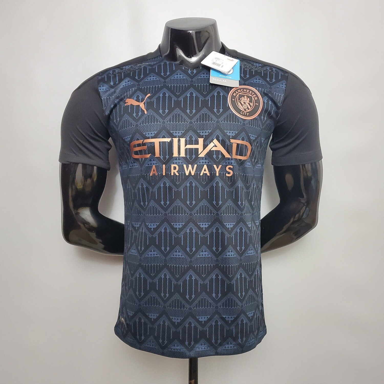 Camisa  Manchester City 2020-2021 II PUMA Jogador
