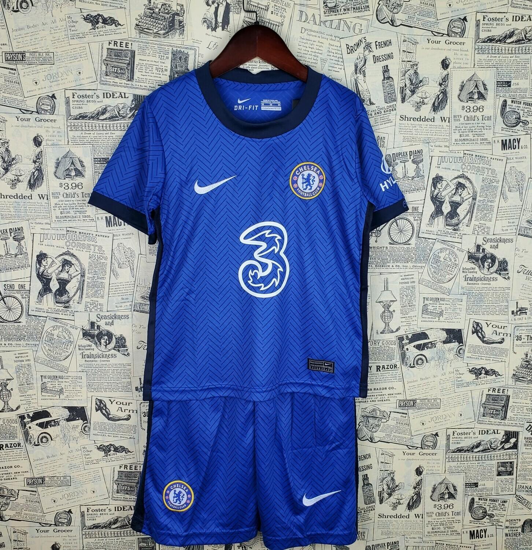 Camisa Chelsea  2020/2021 Infantil
