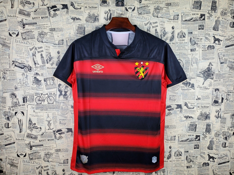 Camisa Sport Recife Umbro 20/21 Home - Masculino