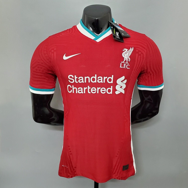 Camisa Liverpool I 2020/2021 Nike Jogador