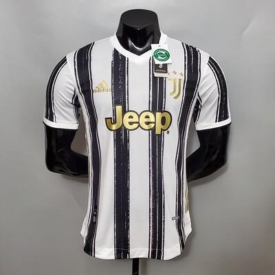 Camisa Juventus Home 2020-2021 Adidas-Jogador