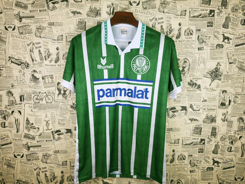 Camisa Palmeiras Retrô- Parmalat 1993/1994