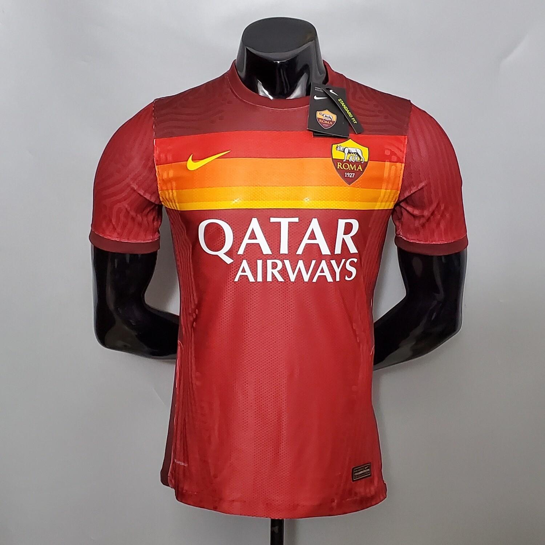 Camisa Nike Roma I Home 2020/2021 Jogador Masculina