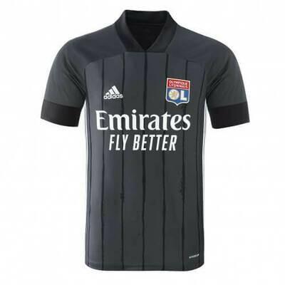 Camisa  Olympique Lyon Away  2020-2021 Adidas