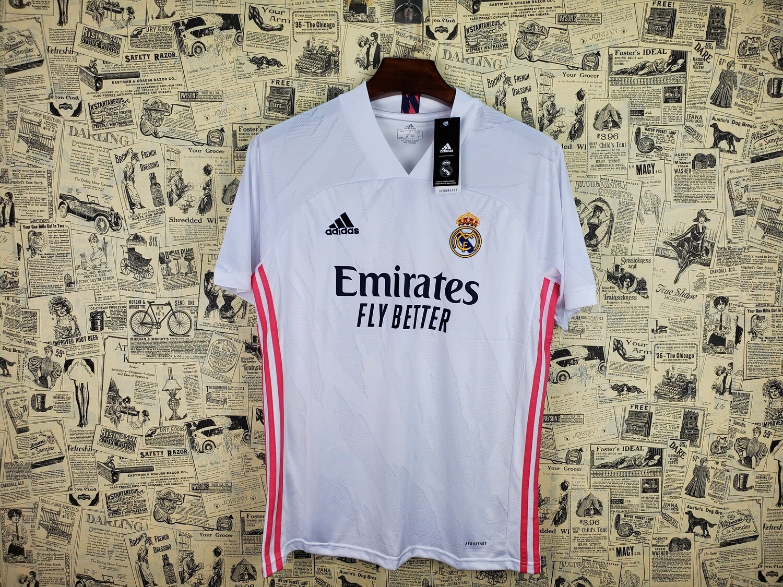 Camisa do Real Madrid II 2020/2021 Torcedor