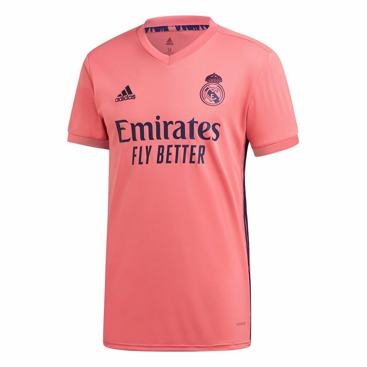 Camisa do Real Madrid II 2020/2021 away Torcedor