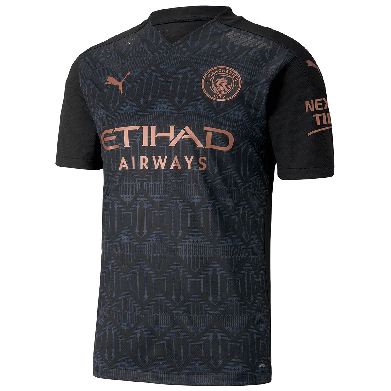 Camisa do Manchester City II Away 2020/2021 PUMA