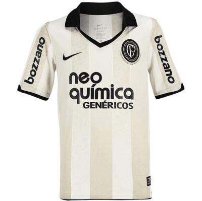 Camisa Corinthians de 2010