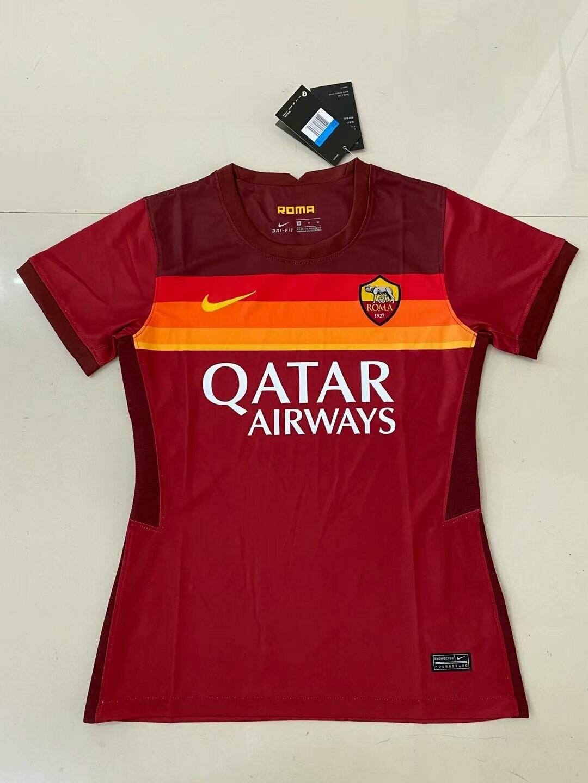 Camisa  Roma 2020-2021 Nike Feminina