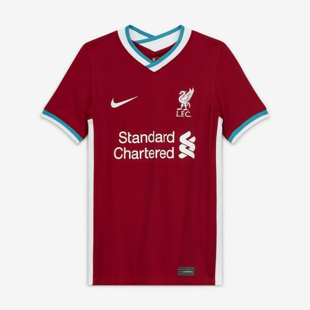 Camisa do Liverpool I Home 2020-2021 Nike