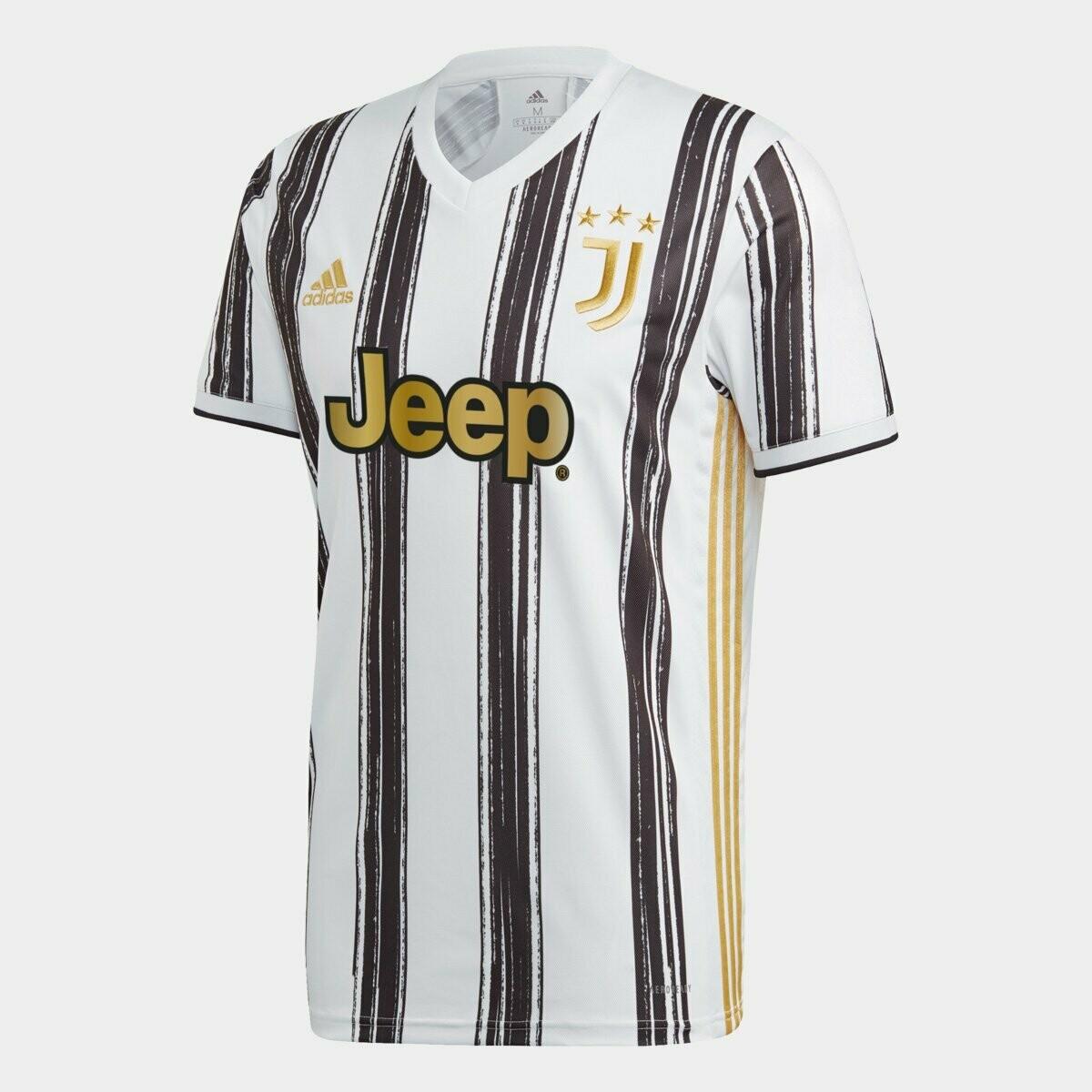 Camisa Juventus 2020-2021 Home  Adidas