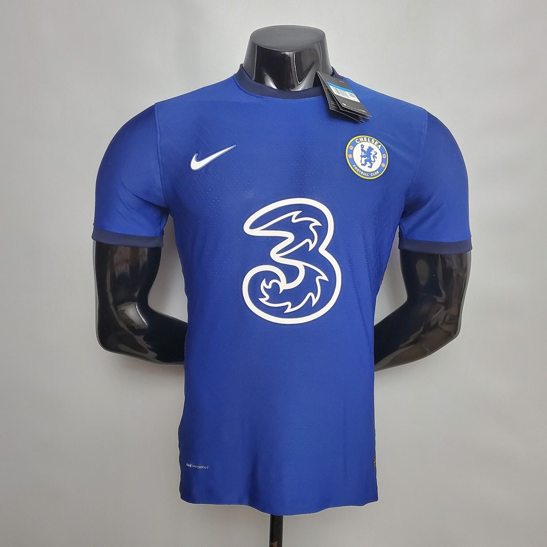 Camisa Chelsea Home FC 2020-2021 Nike Jogador