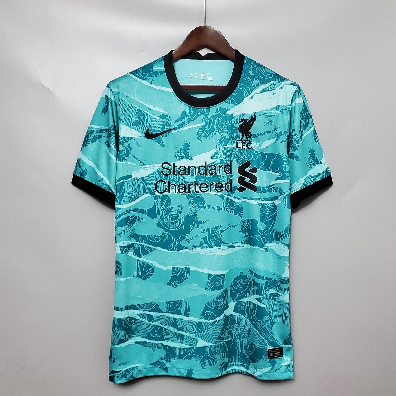 Camisa do Liverpool II Away 2020-2021 Nike