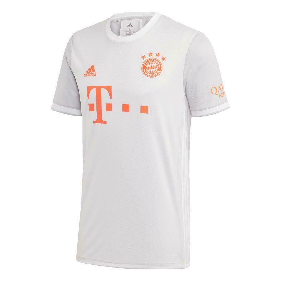 Camisa Bayern de Munique II Away  2020-2021 Adidas