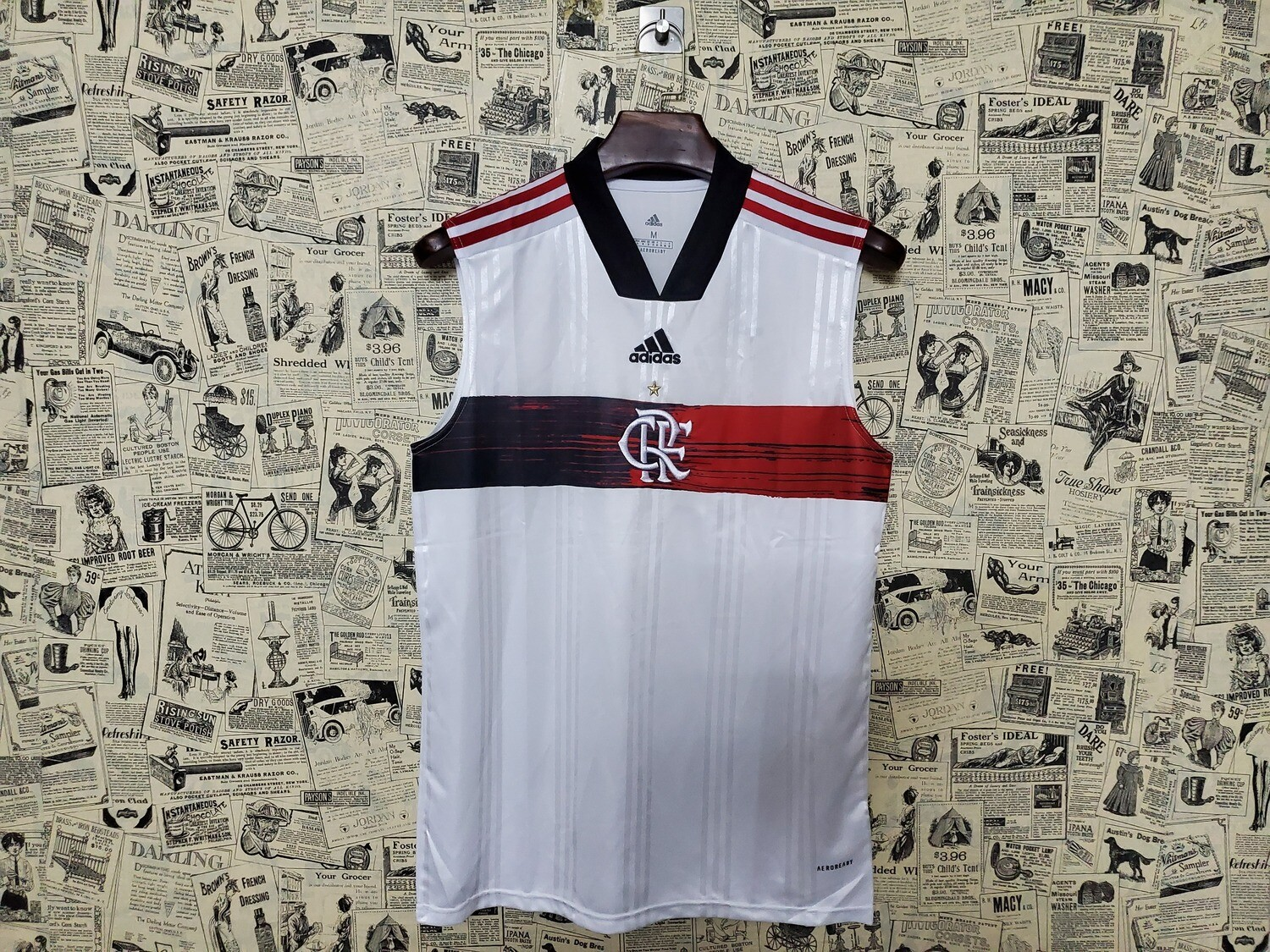 Regata do Flamengo II adidas 2020/2021- Masculina
