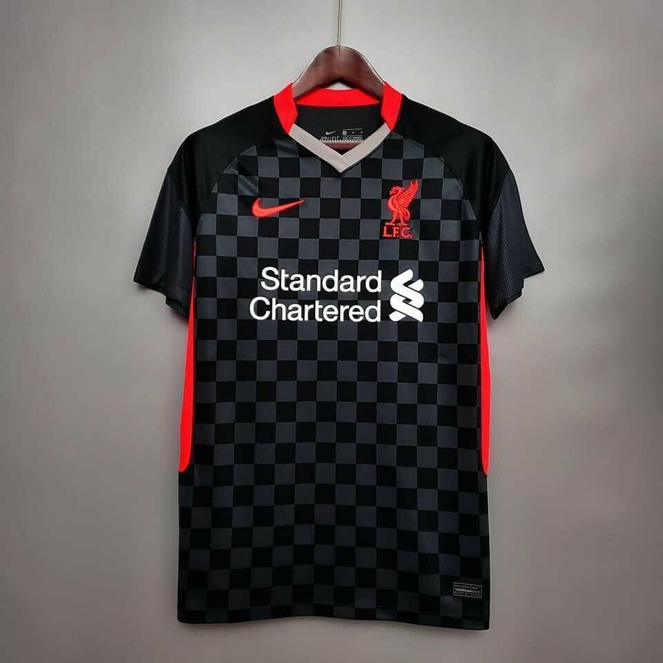 Camisa do Liverpool Third 2020-2021 Nike