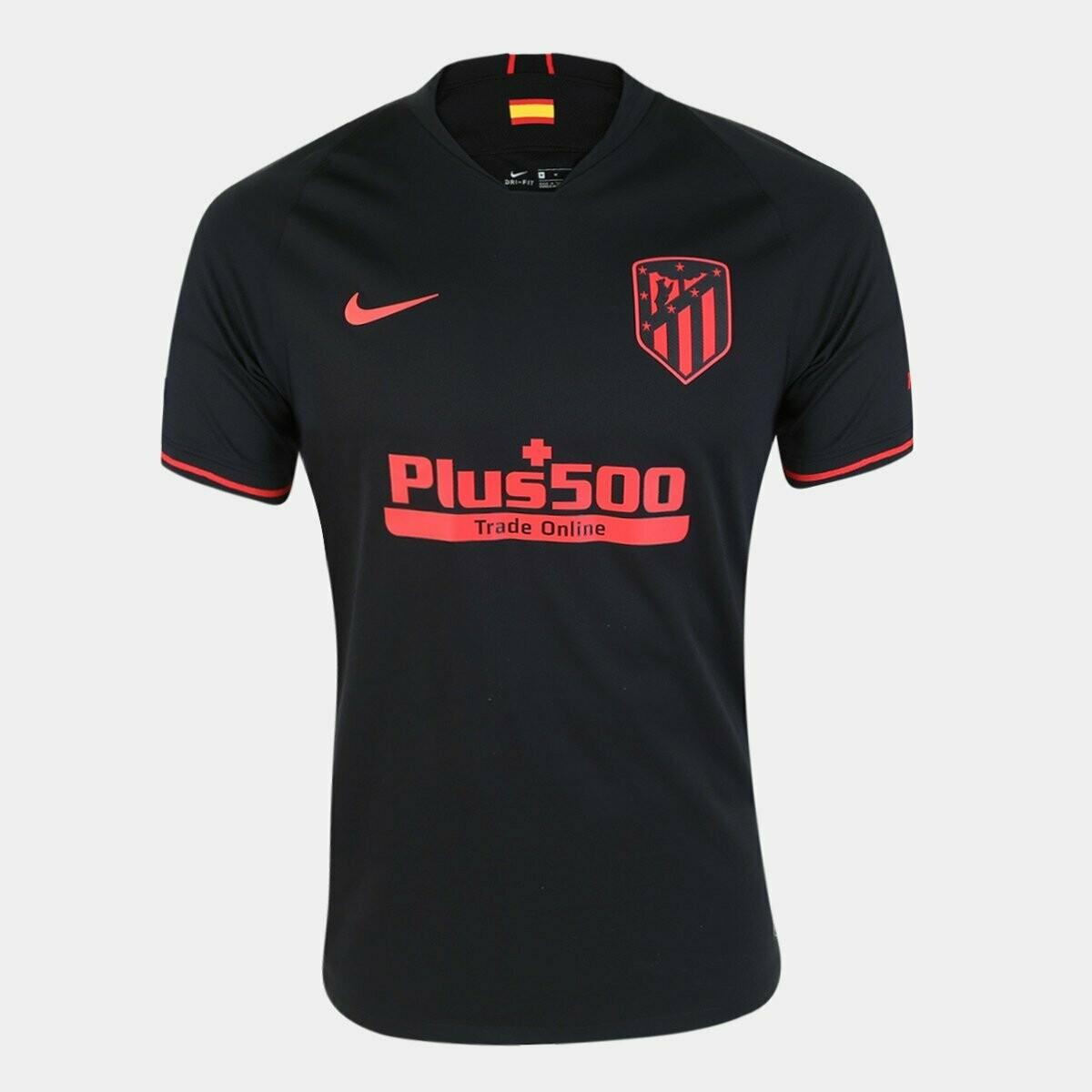 Camisa Atlético Madrid away 19/20 Torcedor